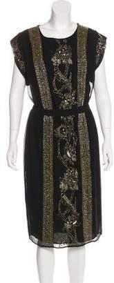 DAY Birger et Mikkelsen Embellished Midi Dress