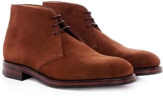Loake 1880 Men's Suede Kempton Chukka Boots