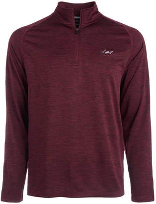 Greg Norman for Tasso Elba Soft Quarter-Zip Shirt, Created for Macy's