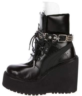63ec613e114c72 FENTY PUMA by Rihanna Women s Boots - ShopStyle