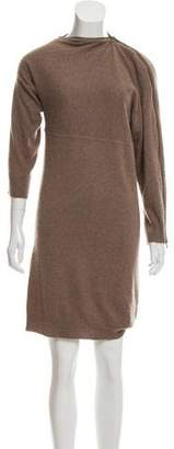 Magaschoni Cashmere Mini Dress