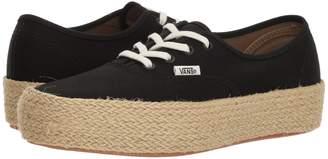 Vans Authentic Platform ESP Skate Shoes