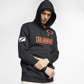 fa7bbeb16b0 Nike Men's Pullover Hoodie Jordan