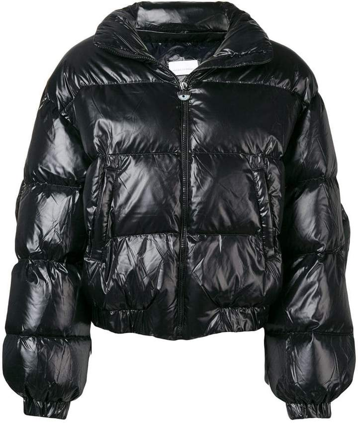 """Logomania"" puff down jacket"