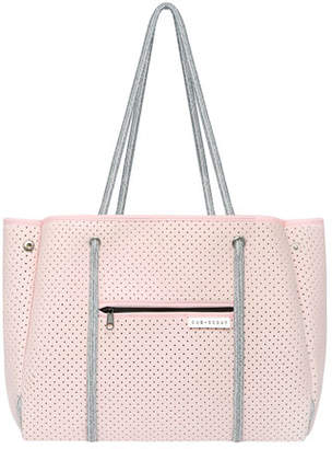 Cub + Scout The Leader Carryall Diaper Bag, Pink