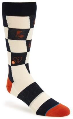 Men's Stance Dudley Crew Socks $16 thestylecure.com
