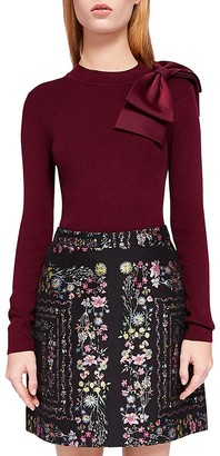 Ted Baker Bow Detail Sweater $195 thestylecure.com