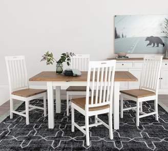 Pottery Barn Hart Reclaimed Wood Extending Dining Table