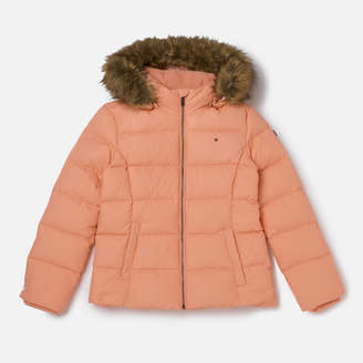 Tommy Hilfiger Girl's Basic Down Jacket