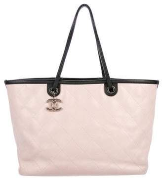 Chanel Large Shopping Fever Tote