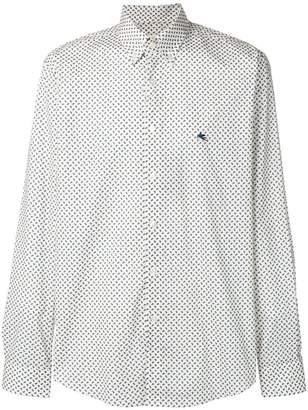 Etro printed shirt
