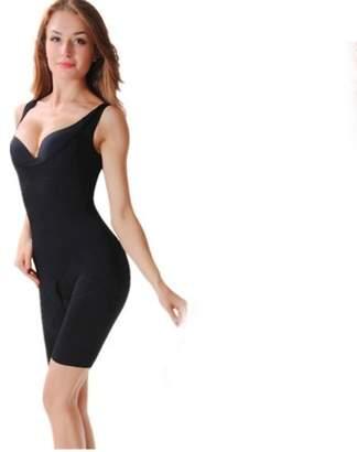 ONLINE Women Bodysuits Firm Control Fullbody Tummy Control Seamless Body Shaper