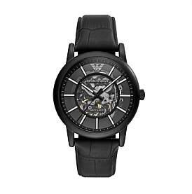 Emporio Armani Men'S Black Watch