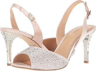 Badgley Mischka Jewel Women's Tanner Heeled Sandal