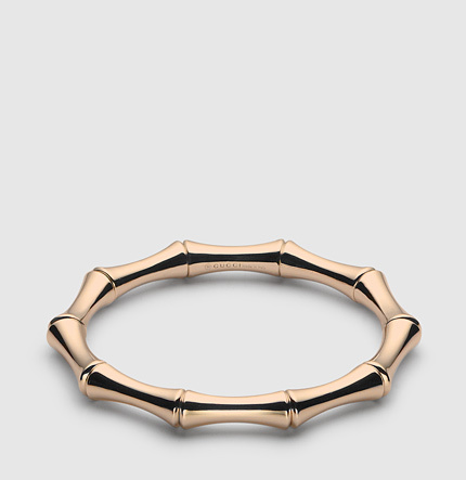 Gucci Bamboo Thin Bracelet