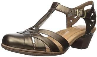 Rockport Women's Aubrey Heeled Sandal