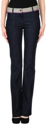 Manila Grace Denim pants - Item 42428978