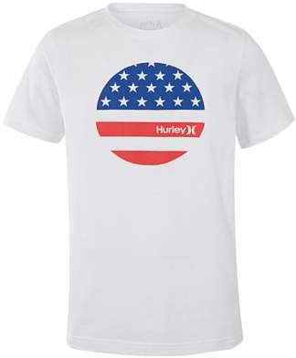 Hurley Indy Stripe Graphic T-Shirt