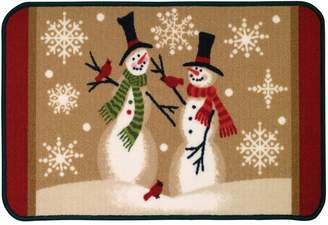 Avanti Tall Snowman Rug
