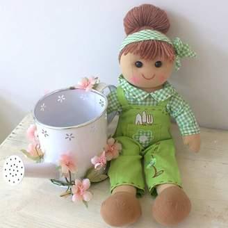 Little Ella James Gardening Rag Doll
