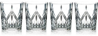 Marquis by Waterford Lacey Tumblers, Set of 4