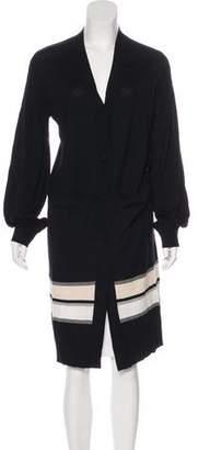 Thomas Wylde Longline Knit Cardigan w/ Tags