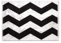 Zigzag Chevron Tray