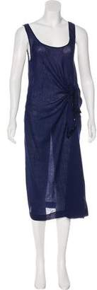 Isa Arfen Lightweight Midi Dress