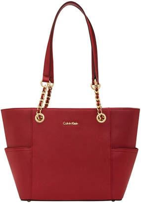 Calvin Klein H3DA11HU Hayden Chain Tote Bag