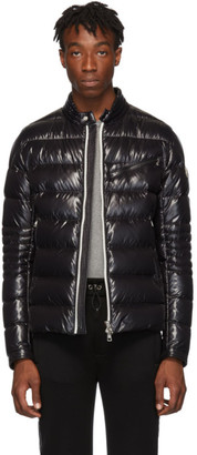 Moncler Black Down Berriat Jacket