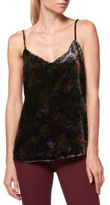 Paige Cicely Velvet Camisole