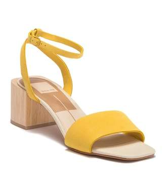 Dolce Vita Zarita Blunted Toe Sandal (Women)