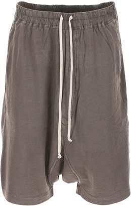 Drkshdw Jersey Bermuda Shorts