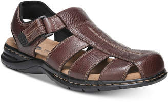 Dr. Scholl's Men's Gaston Leather Sandals Men's Shoes