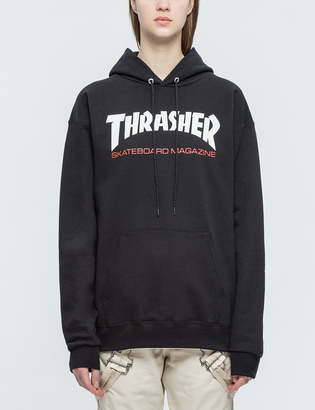 Thrasher Two-Tone Skate Mag Hoodie $72 thestylecure.com