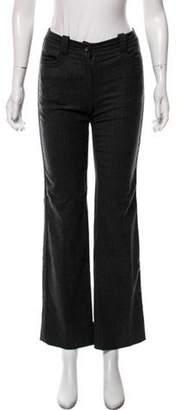 Celine Céline Mid-Rise Wool Pant Grey Céline Mid-Rise Wool Pant
