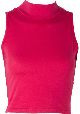 Alloy Cropped Tank