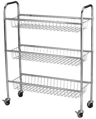 Household Essentials Chase Utility Laundry Cart