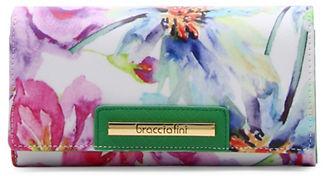 BraccialiniBraccialini Cristina Floral-Printed Clutch Bag