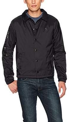Lrg Men's Research Coaches Jacket