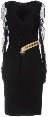 Versace Knee-length dresses - Item 34704502NA