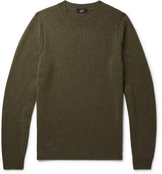 Dunhill Cashmere And Yak-Blend Sweater