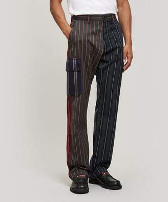 Loewe Patchwork Cargo Trousers