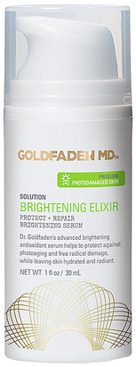 Goldfaden Brightening Elixir Protect + Repair Serum
