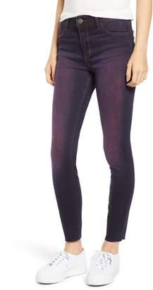 STS Blue Ellie Raw Hem Ankle Skinny Jeans