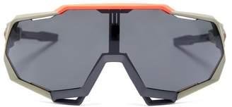 100% - Speedtrap Cycle Glasses - Mens - Khaki