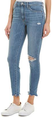 Joe's Jeans Charlie Winnifred High-Rise Ankle Skinny Leg