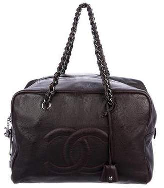 Chanel CC Bowling Bag