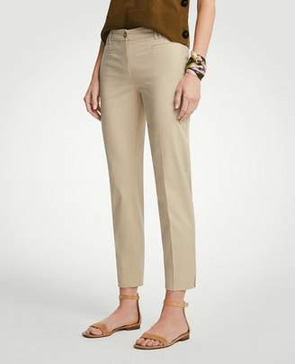 Ann Taylor The Petite Crop Pant