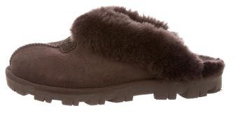 UGG UGG Australia Coquette Shearling Slippers